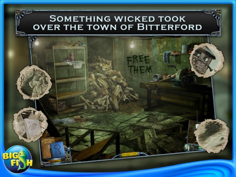 Mystery Case Files: Shadow Lake HD - A Hidden Object Adventure screenshot 1