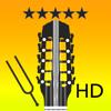 Afinador de Charango Pro - ¡Detecta la mejor afinación con precisión y facilidad! - Charango Tuner Pro