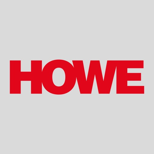 HOWE furniture HD iOS App