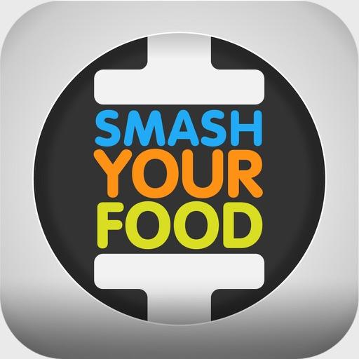 Smash Your Food HD iOS App
