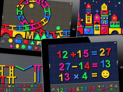 ABC Magnetic Board Plus - Alphabet, Numbers, Shapes, Toys and Animated Fun screenshot 2