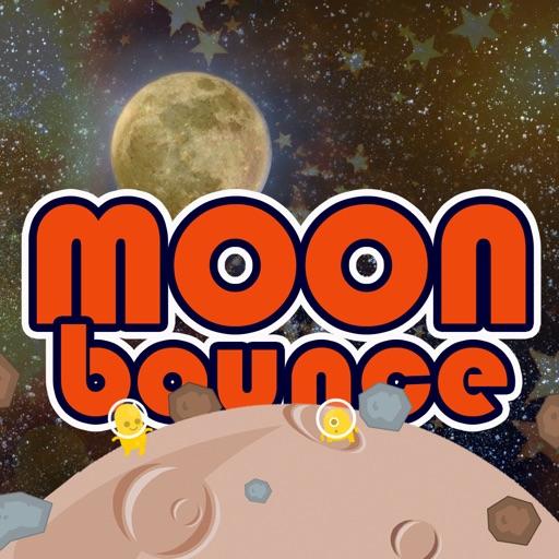 Mooon Bounce iOS App