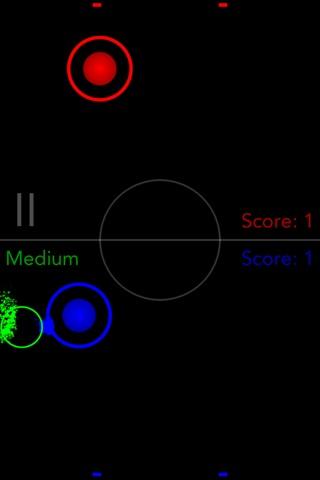 Air Hockey Lite screenshot 4
