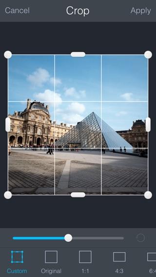 Capture d'écran iPhone 5