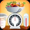 Convertisseur de Cuisine Poids rapide et facile de convertir des ingrédients, des volumes et des températures.