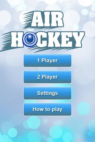 Rapid Air Hockey screenshot 1