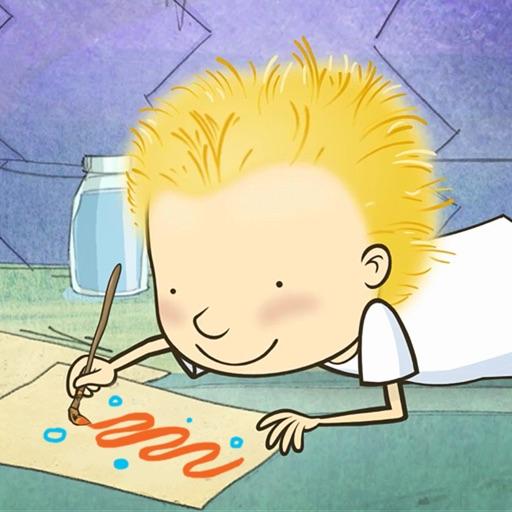 跟着斯特拉和山姆一起画:Draw Along with Stella and Sam
