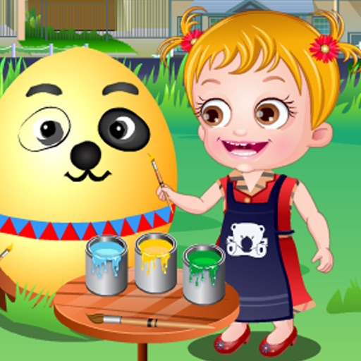 Baby Easter Day Fun : Paint & Dress up & Pet Makeover iOS App
