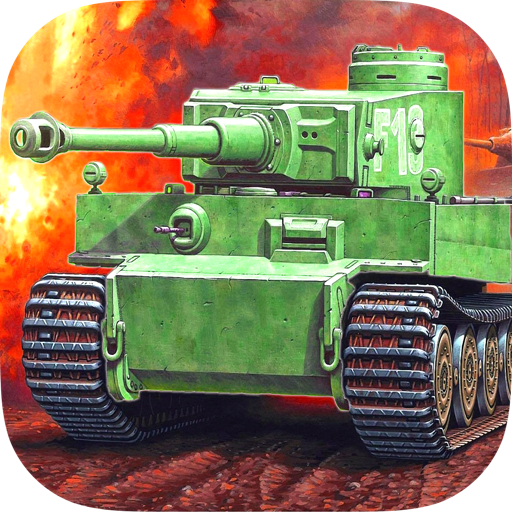 Tank Fighter League 3D For Mac