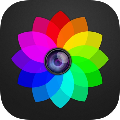 Foto Colors - The Best Photo Editing App With Great Picture Shapes, Filters, Effects and Much More iOS App