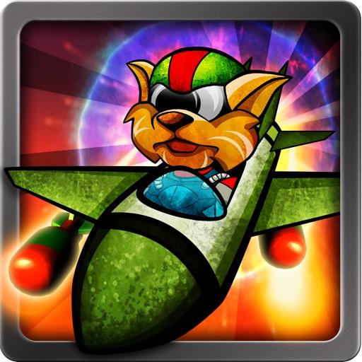 Jet Fighter Kitten iOS App