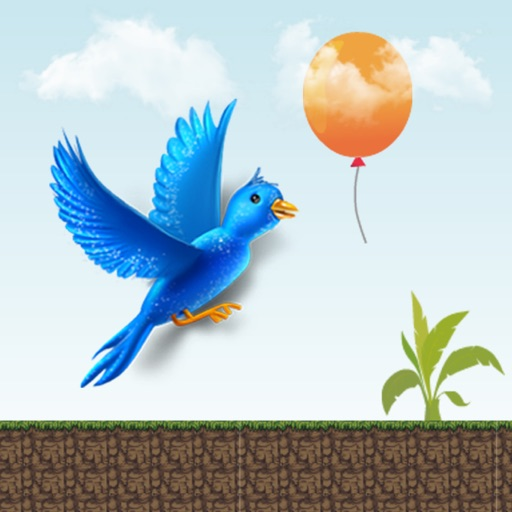 TapZou - The Flying Bird iOS App