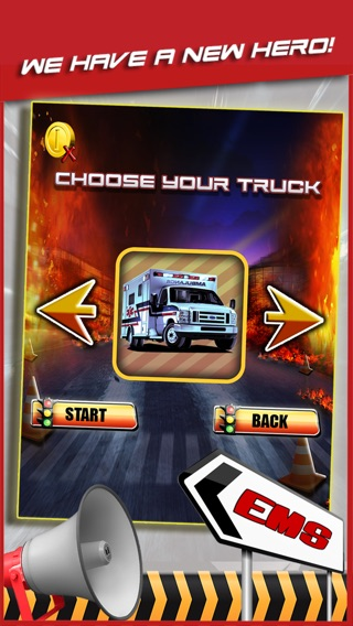 Extreme Rescue Car Racing Newest Police Car Firefighter And