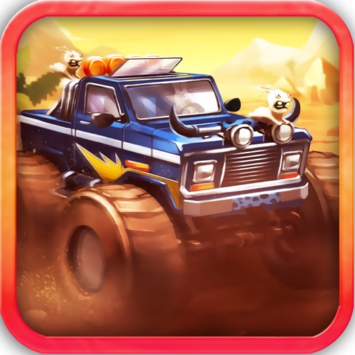Extreme Monster Truck Mummies Destruction iOS App