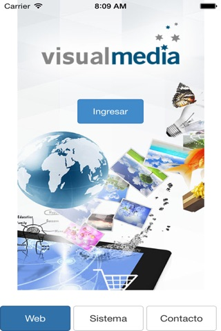 Visual Media AR screenshot 1