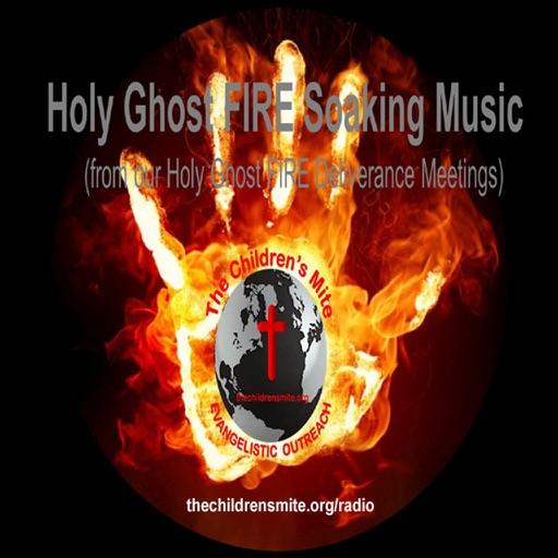 Holy Ghost FIRE Soaking Music Radio iOS App
