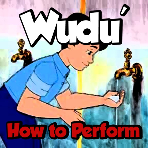 How to Perform Wudu' iOS App
