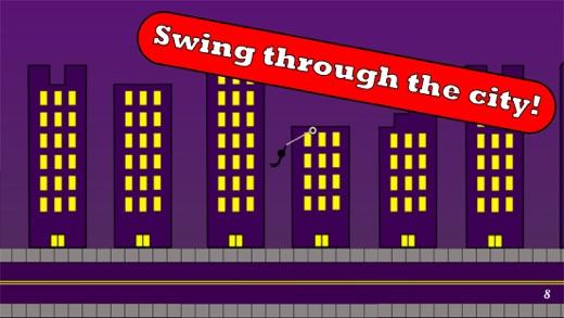 City Swing Screenshot
