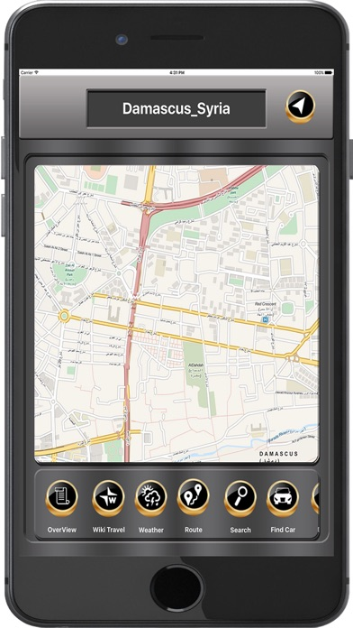 download Damascus_Syria Offline maps & Navigation apps 0
