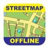 Dallas Offline Street Map