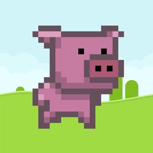 Jump'n'Run iOS App