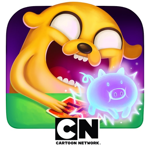 Card Wars Kingdom - Adventure Time Card Game