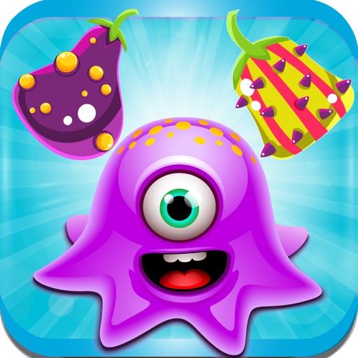 Crazy Alien Farm! : - A fun match 3 puzzle walk for Christmas season. iOS App