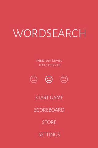 Word Search Colorful screenshot 3