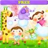 Zoo Puzzles für Kleinkinder und Kinder -  KOSTENLOS
