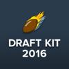 numberFire Fantasy Football Draft Kit & Cheat Sheet 2016