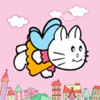 Flappy Kitty - Fun Of Kitty Cat Fly To Get Candy Game For Kids,Boys,Girls