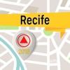 Recife 離線地圖導航和指南