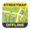 Luxembourg City Offline Street Map