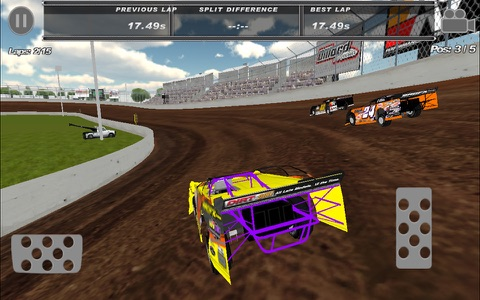 Dirt Trackin screenshot 2