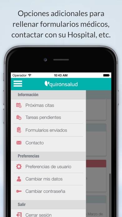 download Quirónsalud apps 4