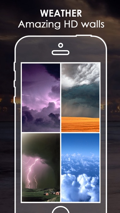 Best Live Weather Wallpapers | Backgrounds