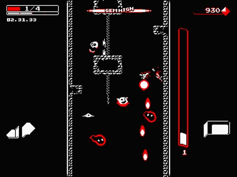 Screenshot #4 for Downwell