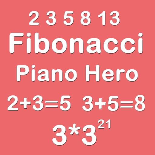 Piano Hero Fibonacci 3X3 - Playing With Piano Music And Merging Number Block iOS App