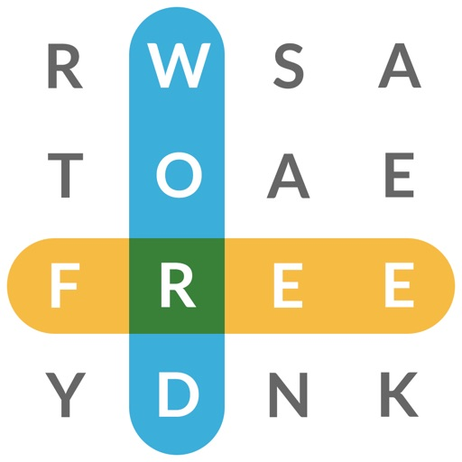 Word Search New! iOS App