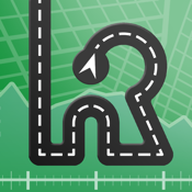 inRoute - Intelligent Route and Road Trip Planner icon