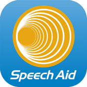 Parkinson's Speech Aid icon