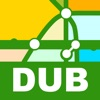 Dublin Transport Map - Subway Map & Route Planner