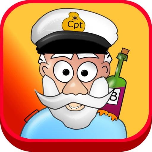 Captain Booze iOS App