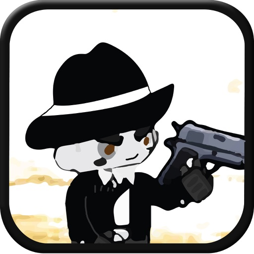 Cowboys Assault Shooter - Fight shotgun warfare robot adventures iOS App
