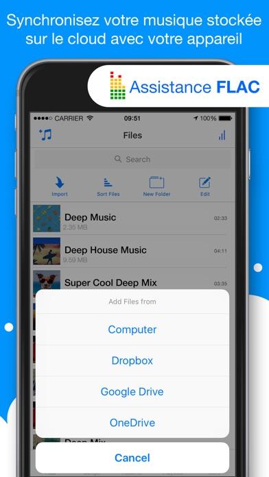 download Musicloud - Lecteur de Musique MP3 et FLAC apps 2
