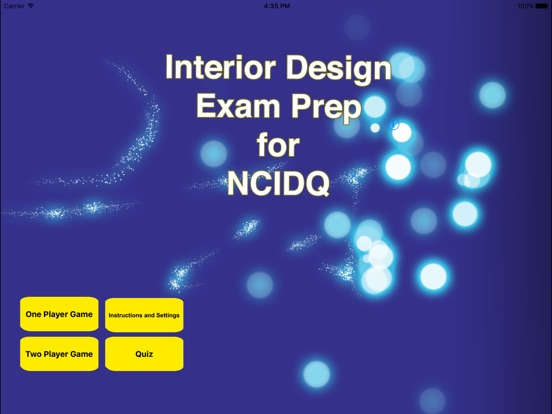 Interior Design Fundamentals Exam Prep IDFX For NCIDQ On The App