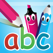 abc PocketPhonics: letter sounds & writing + first words icon