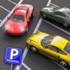 Real Racing CSR Car Parking Job