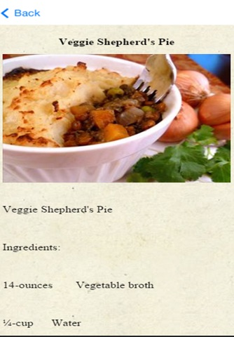 Shepherds Pie Recipes screenshot 2