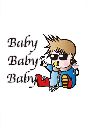 大阪心斎橋ミナミのホストクラブ Baby Baby Baby screenshot 2